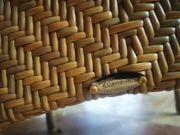 8 Cane Line Stühle Rattan