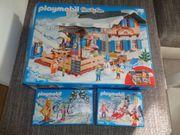 Playmobil Skihütte 9280 9282 9283
