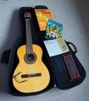 Hochwertige Gitarre mit schönem Klang