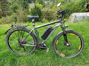 29-er E-Bike 54Volt - 750Watt Motor