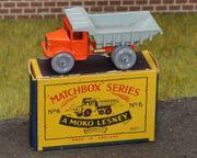 Matchbox Lesney MoKo 06A Quarry