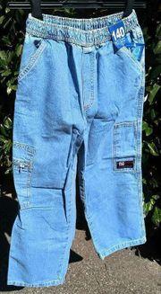 Neuware Jeanshose Jeans Hose blau