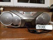 PHILIPS AZ 1575 CD Sound