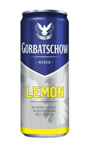 22 x Wodka Gorbatschow Lemon