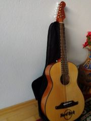 Hard Rock Gitarre