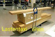 LASTENTAXI WIEN Möbeltransporte zum Fixpreis