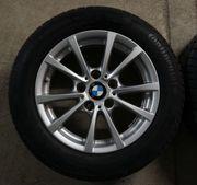 Winterreifen auf Alu BMW 3er