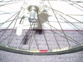 Campagnolo neuwertiger Radsatz 8 fach: Kleinanzeigen aus Bad Homburg Homburg - Rubrik Mountain-Bikes, BMX-Räder, Rennräder