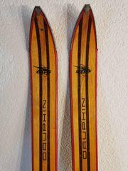 Nostalgie Ski-DAUPHIN HICKORY SOHLE