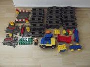 große Lego DUPLO Eisenbahn batteriebetrieben