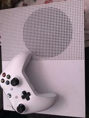 Xbox Slim in weiß