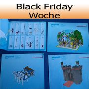 Playmobil 2 Burgen Black Friday