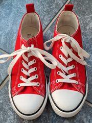 Sneakers rot Gr 40 nur