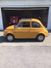 Oldtimer Fiat 500 110F