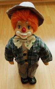 Clown mit Anzug ca 40