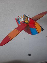 Mobile Flugzeug