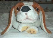 Hund Plüschtier Hush Puppie