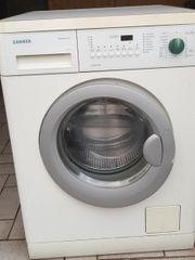 Waschmaschine von Zanker