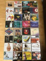 Maxi CD Sammlung diverse Interpreten
