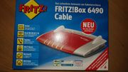Fritz Box 6490 Cable mit