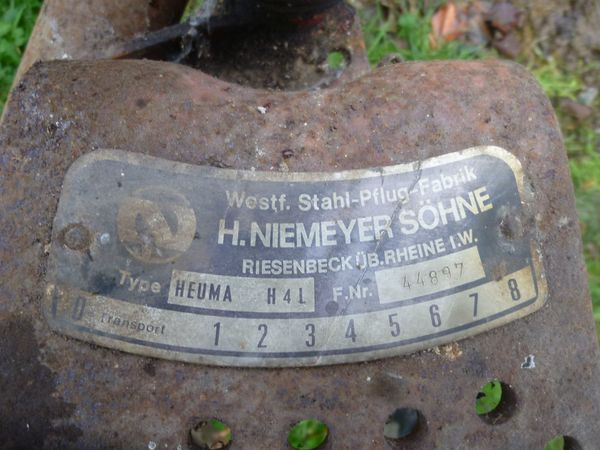 Niemayer Heuma HL 4