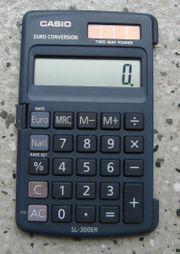 alter Taschenrechner L 11 5