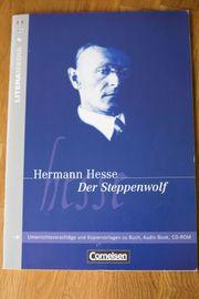Unterrichtsvorschläge Kopiervorlagen zu Herman Hesse
