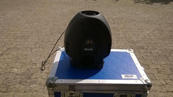 Vermietung Nebelmaschinen - Lichteffekte