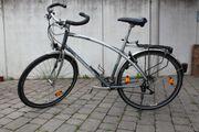 Robustes Carratec Fahrrad