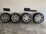 AMG Räder Felgen Reifen 245