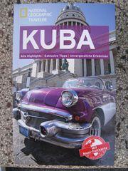 KUBA-Reiseführer-National Geographic Traveler-Mit Maxi Faltkarte-NEU