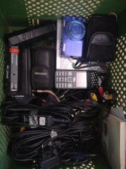 Elektro-Kabel-Kiste