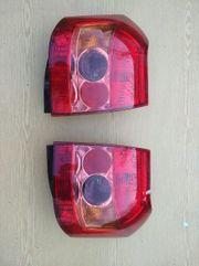 Schluss Lampen Toyota Corolla