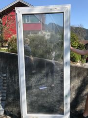 Glastüre Balkontüre