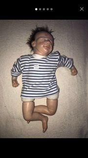Reborn Baby Puppe Tim