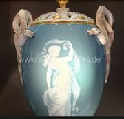 Ankauf Vasen Jugendstil - Meissner Porzellan