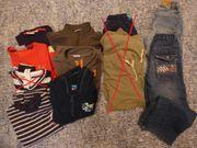 Jungen Kleidung Größe 110 8