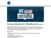 Caravan-Monteur Metallbauer m w d