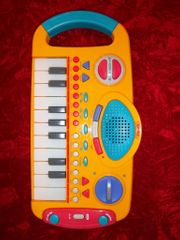 Rik Rok Kinder Keyboard viele