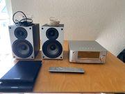 Neue Stereoanlage Grundig M 2100 -