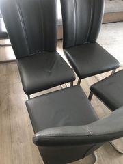 Esszimmerstühle Set 4