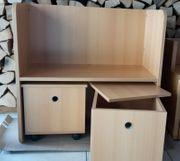 Welle Kinderzimmer Möbel Regal Tisch