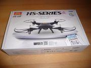 Quadrocopter Drohne HS 110 mit