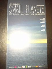 Flyer Programmkino Small Planets 2018