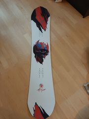 Capita Ultra Fear Freestyle Snowboard