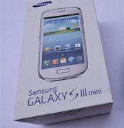 Für Samsung S3 mini Originalverpackung
