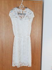 Hochzeitskleid Schwangerschaft dehnbar spitze