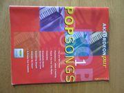 AKKORDEON pur POPSONGS 1 - mittelschwer