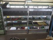 SORTIMO Fahrzeugeinrichtungen für Handwerkerbus