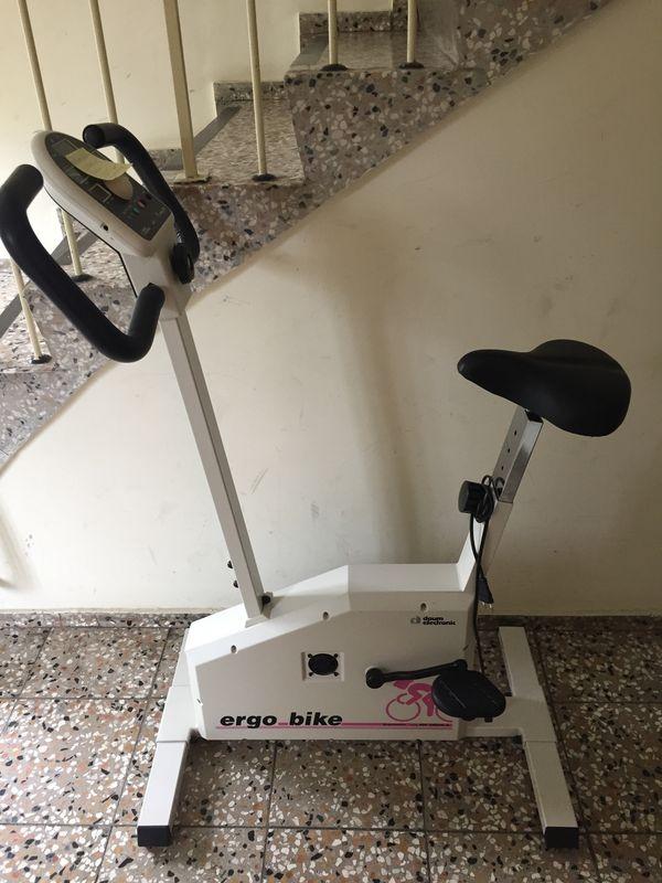Daum Ergo Bike Electronic Ergometer